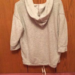 aerie Tops - 3/4 sleeves hoodie
